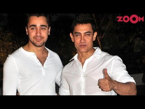 Aamir Khan to produce a mainstream film directed by Imran Khan | Bollywood News