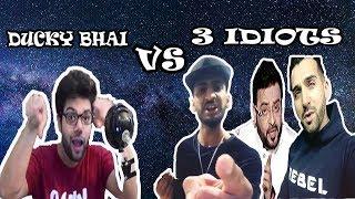 DUCKY BHAI VS AMIR LIAQUAT VS L&P VS WAQAR ZAKA