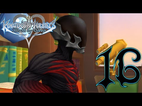Kingdom Hearts Birth By Sleep Gameplay Walkthrough Part 16 Ventus (Let's Play)