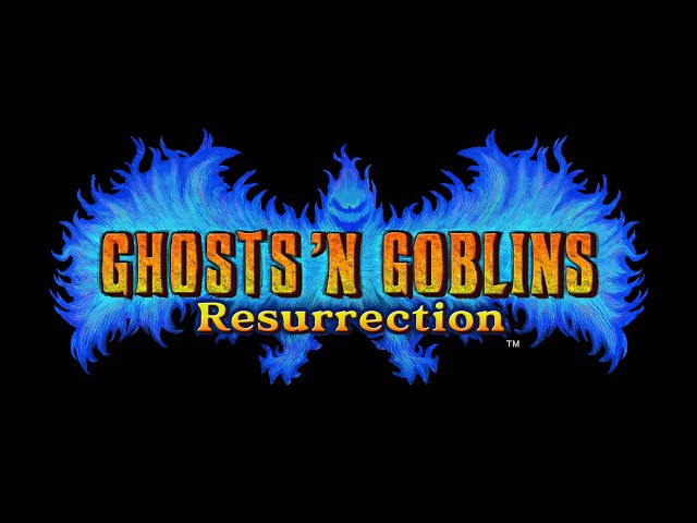 Ghosts 'n Goblins Resurrection (видео)