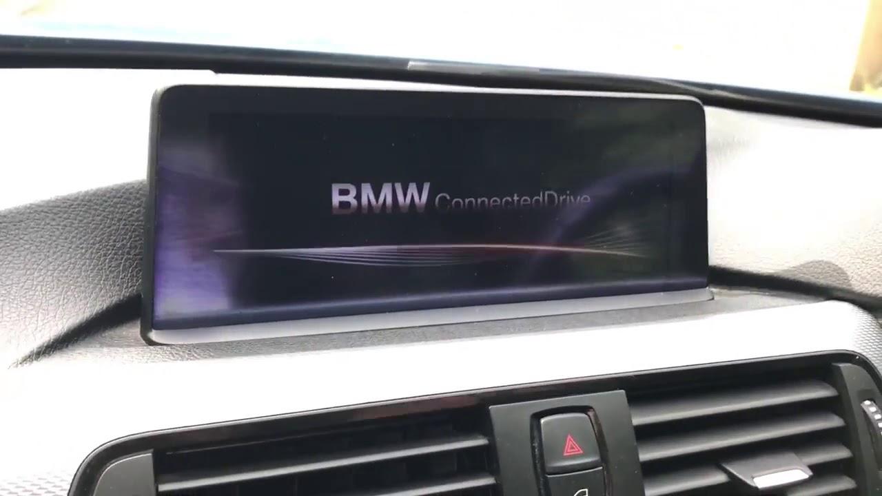 BMW F31 2012 - 2013 NBT Restart after update Europe Next 2018-2 [Fixed]