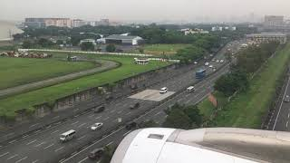 LANDING IN MANILA | PAL Express A321 Arriving in Manila