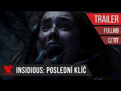 Insidious: Poslední klíč (2018) - Full HD trailer - české titulky