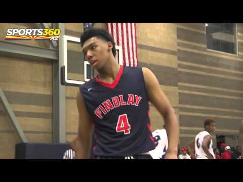 Future Wildcat Allonzo Trier Puts Talent On Display in AZ