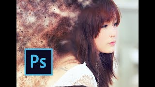 PHOTOSHOP TRICK - Create Diffuse Effect In Your Photo [ Photoshop Action Include ]