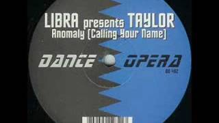 Libra - Anomaly (Calling your Name) Solarstone Chillout Version
