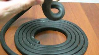 Бентонитовый шнур FUMAX для герметизации швов(Группа компаний SANPOL представляет БЕНТОНИТОВЫЙ ШНУР FUMAX. Фумакс это разбухающая лента для гидроизоляции..., 2011-12-16T10:00:43.000Z)