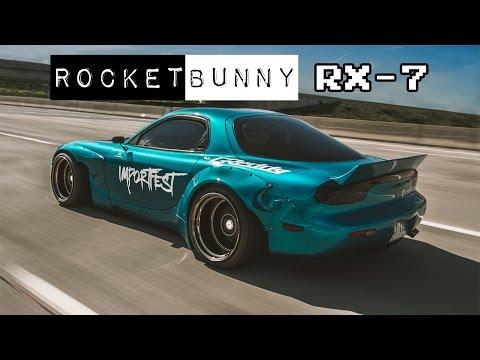 RocketBunny RX-7 - AQUA FD3S | IMPORTFEST Edition
