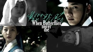 Mirror of the witch   When butterflies never die