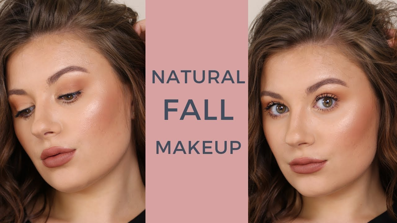 4 Tips for an All-Natural Makeup Look