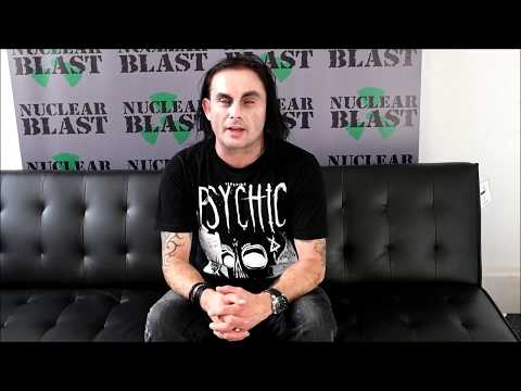 CRADLE OF FILTH's Dani Filth on 'Cryptoriana...', Concept, Musical Direction & Touring (2017)