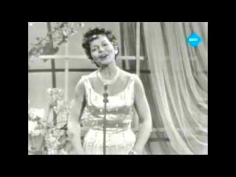 Lys Assia - Giorgio (Switzerland, 2nd place) 1958
