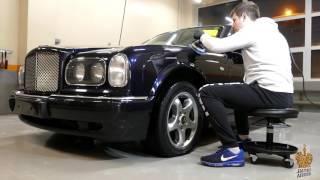 Мягкая полировка автомобиля Bentley . Недорого и сердито.(, 2017-03-31T17:30:27.000Z)