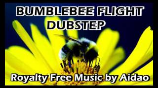 Bumblebee Flight Dubstep - Royalty Free Music by Aidao