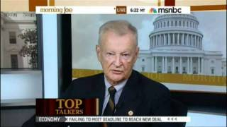 Dr. Zbigniew K. Brzezinski - Important that We Support the U.N. Recognition of Palestine as a State