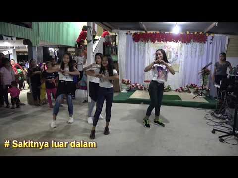 Sakitnya Luar Dalam-RATU META I Bocah Dance