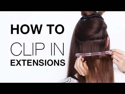 How to clip in hair extensions estelles secret hair extension how to clip in hair extensions estelles secret hair extension tutorial buy hair extensions pmusecretfo Gallery