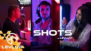 SHOTS by LevlUp - Trymacs, Haptic & Yxnca | Werbespot