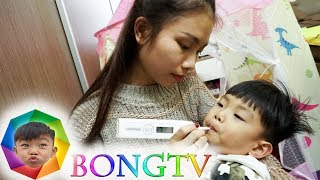 Sick Song - Children Songs & Nursery Rhymes - BongTV