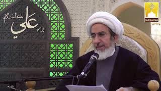 الشيخ حبيب الكاظمي - مقام السيدة زينب ع على لسان السيدة حكيمة بنت الإمام محمد الجواد ع