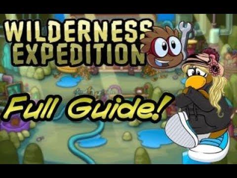 Wilderness Expedition || Club Penguin Rewritten
