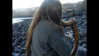 The Chanters Song - Scottish Wire Strung Harp - Clàrsach - Isle of Skye