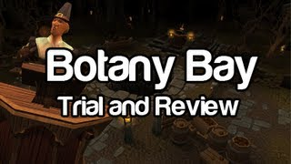 Runescape - Botany Bay | Trial & Review