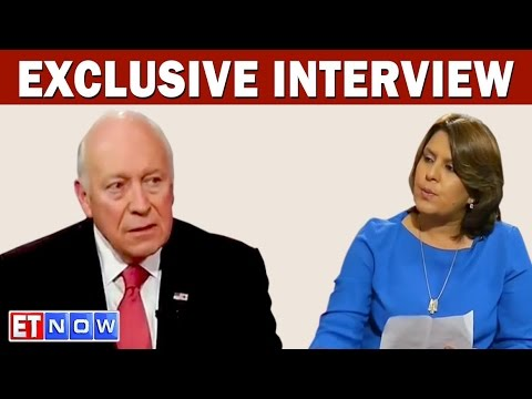 Dick Cheney: Globalisation Not A Risk