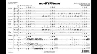Master of Puppets arranged by Jay Bocook