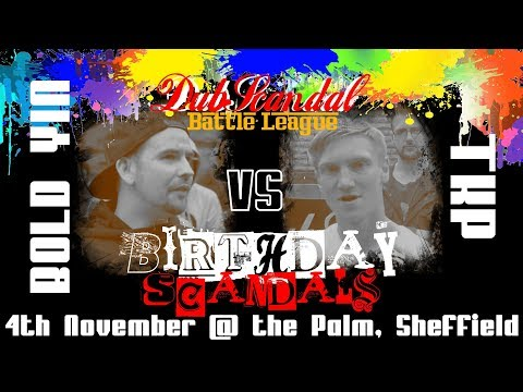 BOLD YIN VS TKP   DubScandal Rap Battle