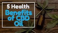 CBD Oil Wiki? | 5 Health Benefits of CBD Oil