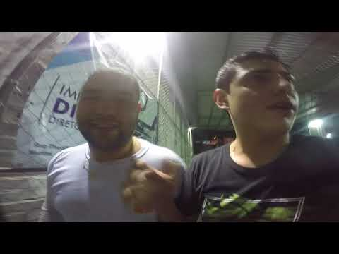 PELADA 27/08/2018 - TV ORELHA