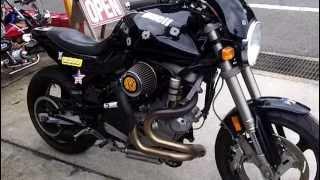 オヤジのバイク ビューエル buell s1w パート2 ハーレーエンジン搭載 日本限定70台