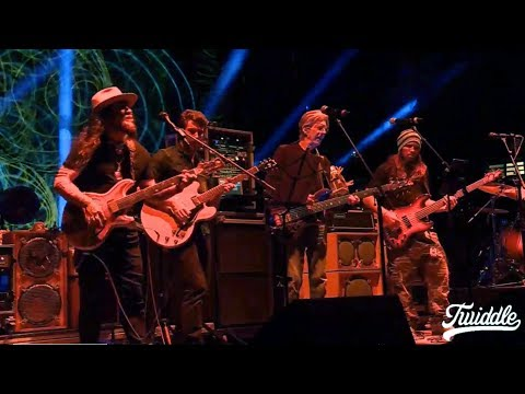 Twiddle at Red Rocks 05.04.2018 Set 2