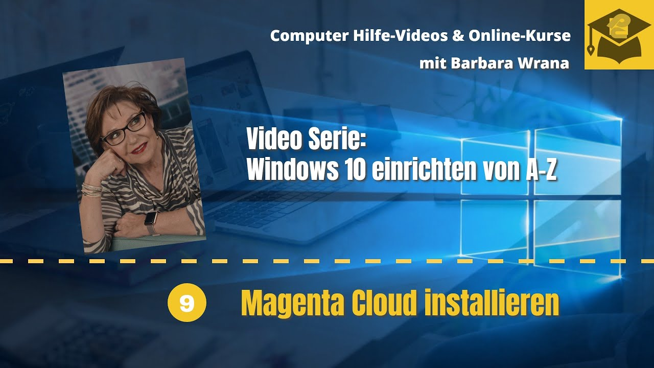 Magenta Cloud installieren - YouTube