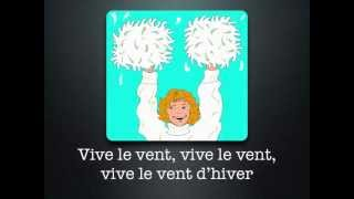 Vive le vent - A French version of Jingle Bells