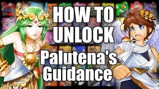 HOW TO UNLOCK Palutena's Guidance Secret Conversations in Super Smash Bros. Ultimate