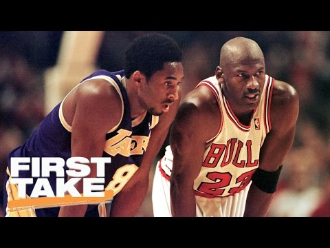 Kobe Bryant Was The \'Greatest Basketball Player\' | First Take | April 20, 2017