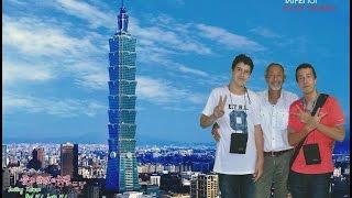 TAIPEI // TAIWAN 2016: TAIPEI 101 TOWER  -  台北101觀景台
