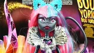 Catty Nair / Кэти Нуар  - Boo York Boo York / Бу Йорк - Monster High - CJF30 CJF27