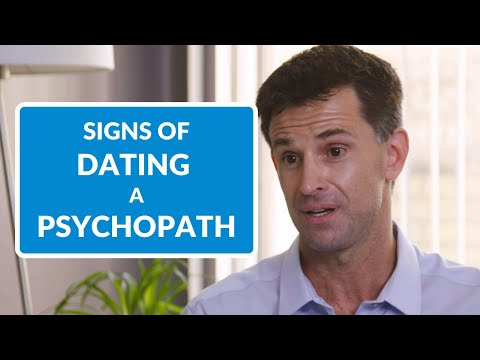 These Are the Signs of Dating a Psychopath