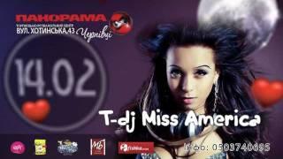 Topless-DJ Miss America в Панорама-Чернівці