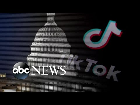 Tik Tok App Reportedly Under National Security Review | ABC News