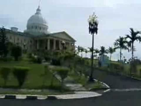Palau Capital City Melekeok Travel Video