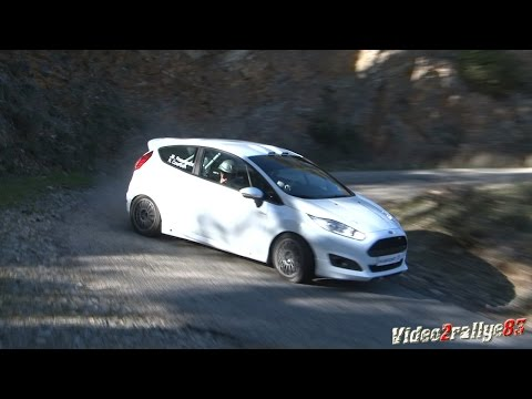 Test Championnat de France des Rallyes Junior 2017 - [Franceschi-Chantriaux-Pontal] - Fiesta R2
