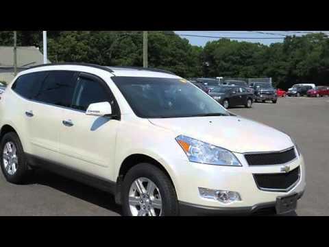 2011 Chevrolet Traverse - Don Mallon Chevrolet - Norwich, CT 06360