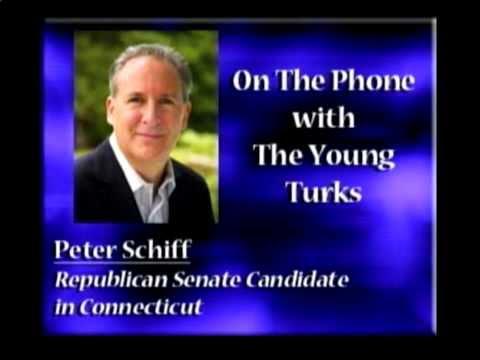 Debate w/ Conservative Senate Candidate Peter Schiff