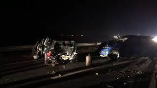 Accident E 70 Alexandria -Roșiori