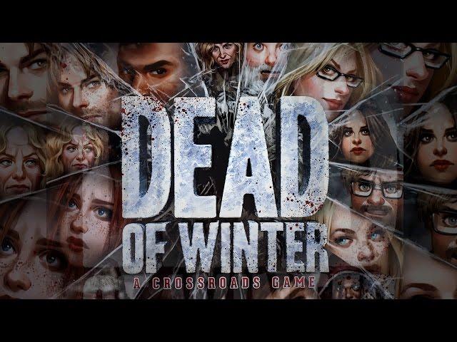 Soirée jeu de société IRL - Dead of Winter