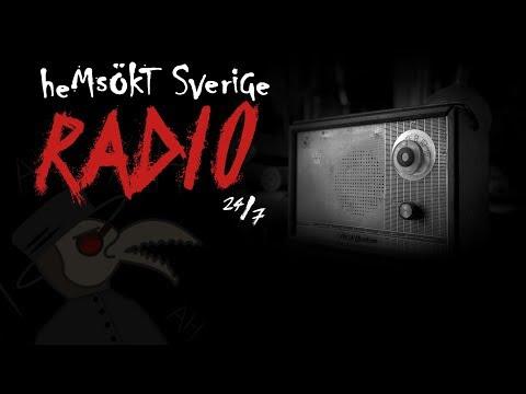 Creepypasta Radio 24/7 - Hemsökt Sverige